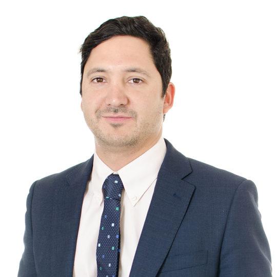 Matías Apparcel Director Cámara comercio Chile Portugal